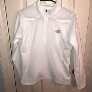 North-face pullover